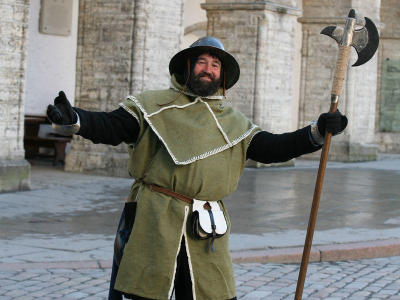 Экскурсия Детский квест «Стражи Старого Таллина»