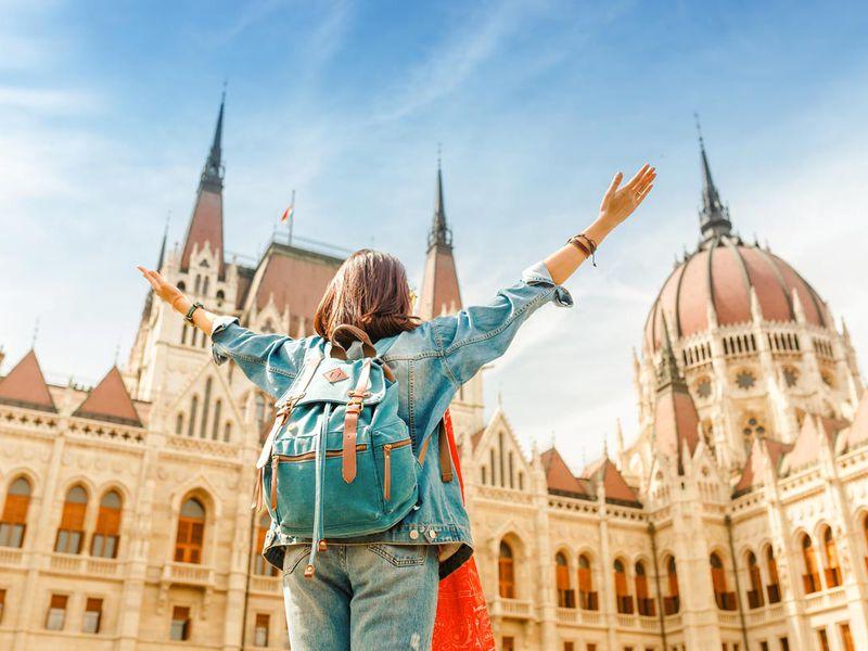 Экскурсия Будапешт — первое свидание