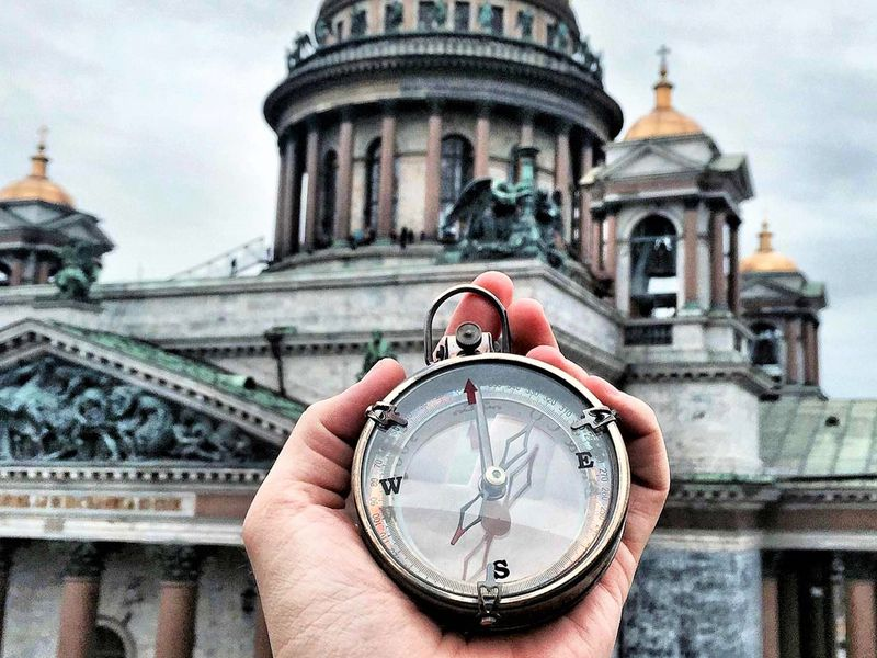 Экскурсия Петербург — отдельный мир!