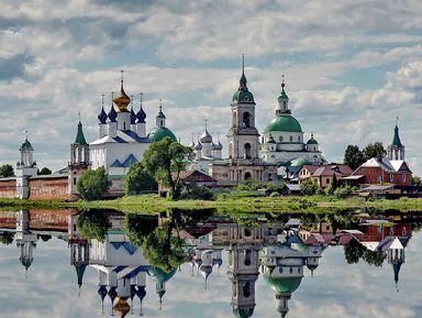 Старинный Ростов Великий