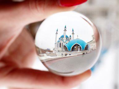 Центр Казани за 3 часа