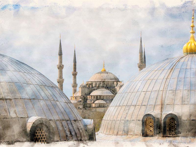Экскурсия Исторический центр Стамбула + прогулка по Босфору