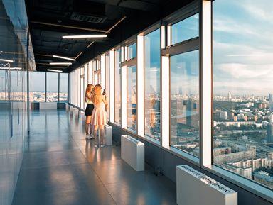 Музей Москва-Сити: 56 этаж с панорамным видом