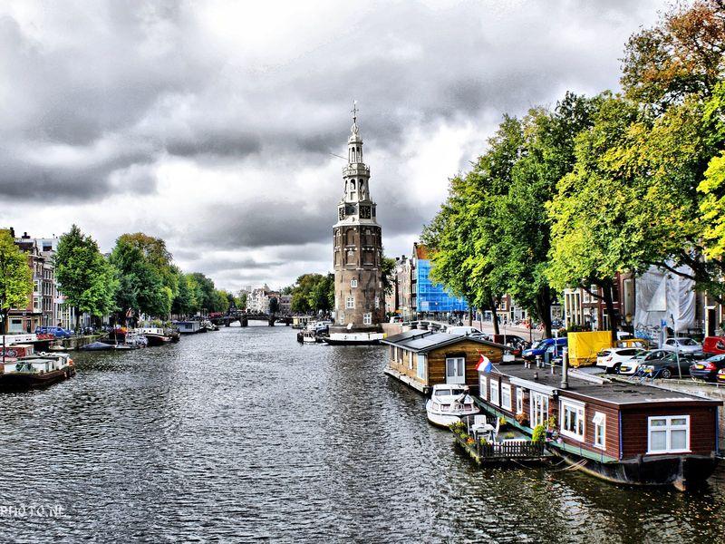 Экскурсия Нетуристический Амстердам