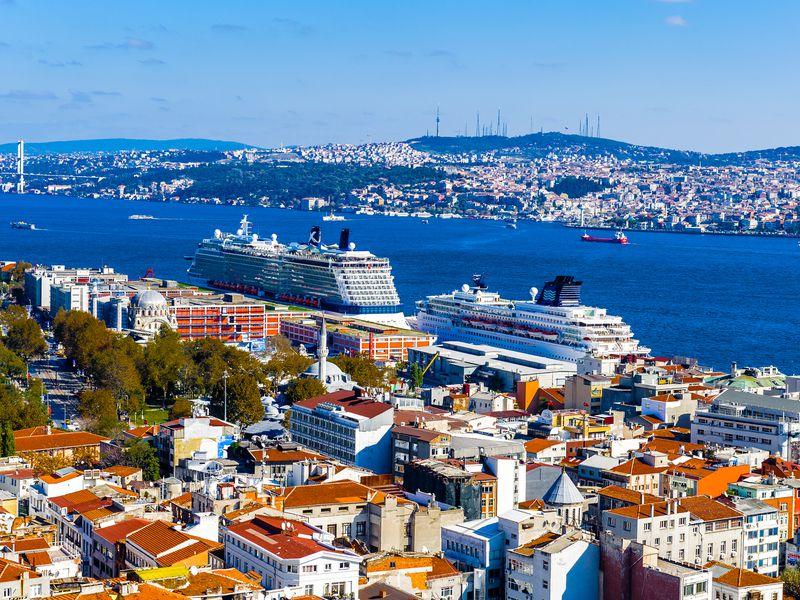 Экскурсия Автобусная экскурсия «Стамбул знакомый и неизвестный»