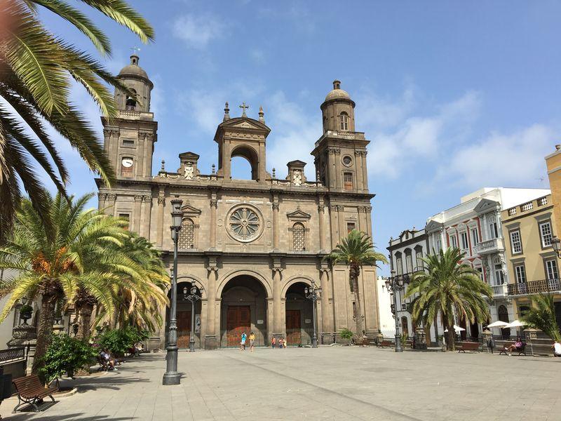 Экскурсия Старый город Лас-Пальмас