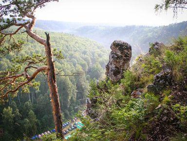 Река Чусовая: место, где живет душа Урала
