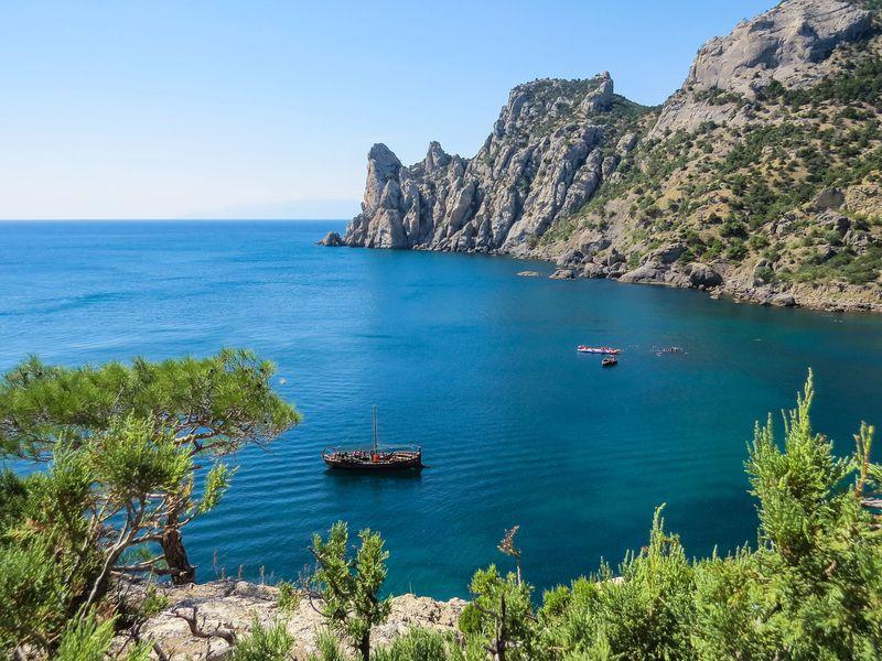 Экскурсия Крым: путешествие по Новому Свету