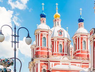 Храмы Замоскворечья: архитектура и история