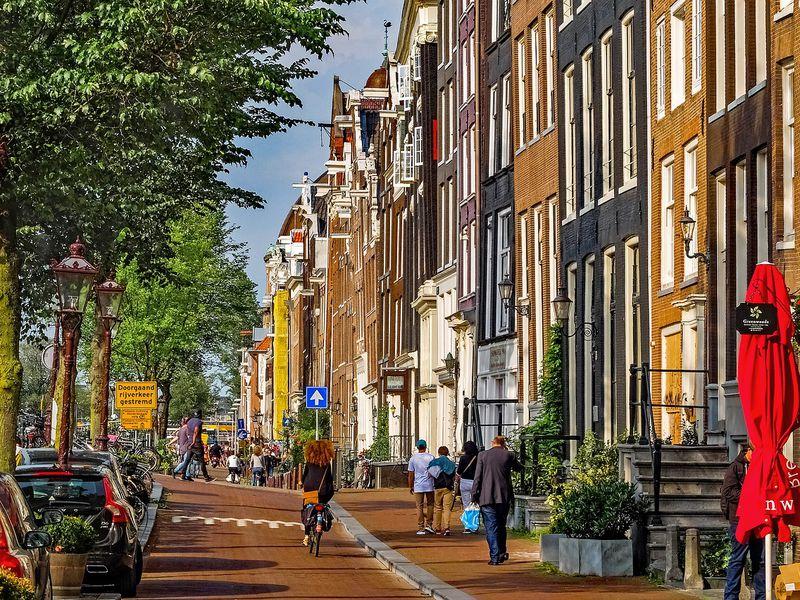 Экскурсия И это все — Амстердам!