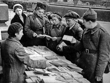 Как Ленинград жил во время блокады