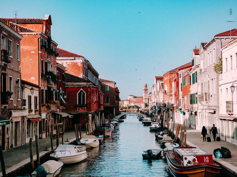 Экскурсия Из Венеции — на остров Мурано!
