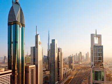 Весь Дубай за один день: автобусная экскурсия
