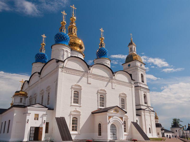 Экскурсия Тобольский кремль: история и легенды