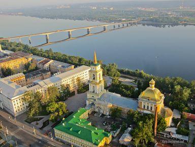 Пермь – история и современность