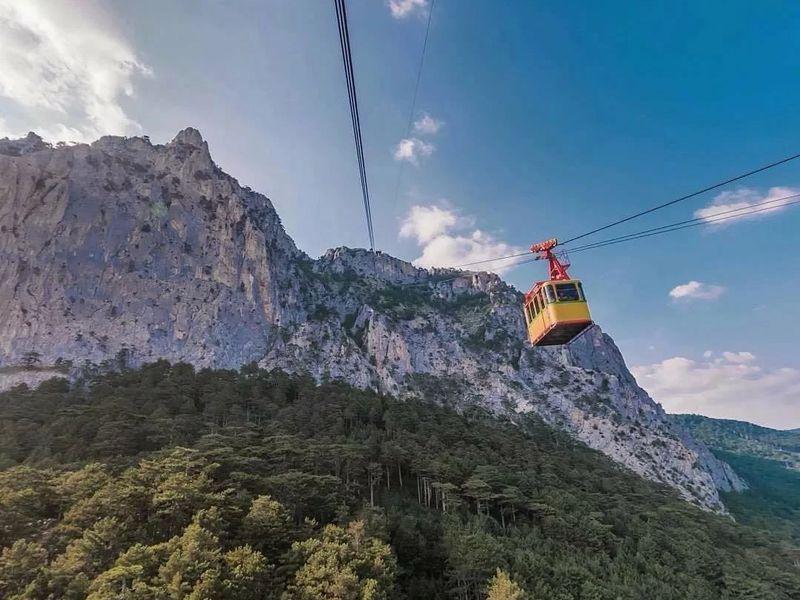 Экскурсия Большой каньон Крыма