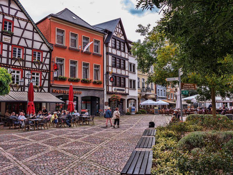 Экскурсия Бад-Нойенар-Арвайлер— неприметное чудо Германии