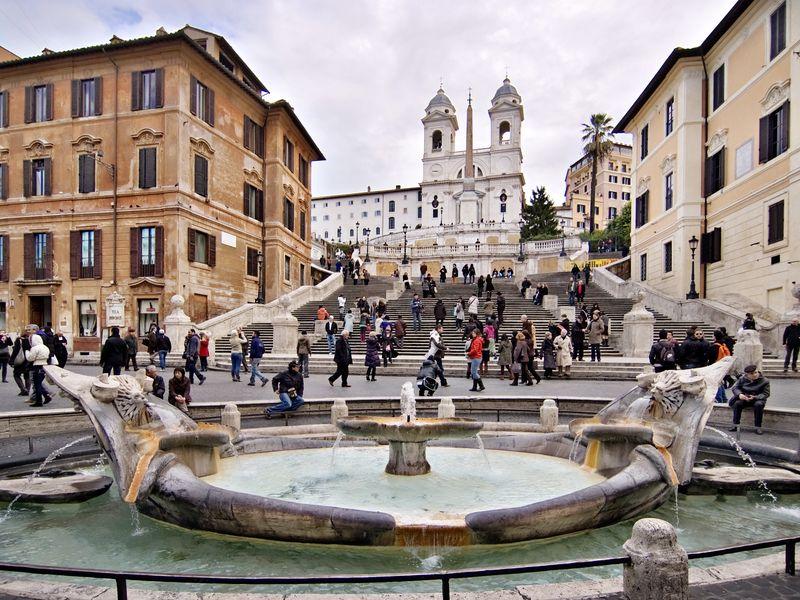 Фото Все дороги ведут в Рим