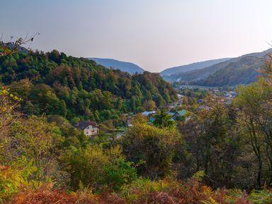 Из Сочи — в горное село Пластунка