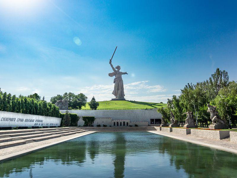 Экскурсия Мамаев курган — символ Волгограда