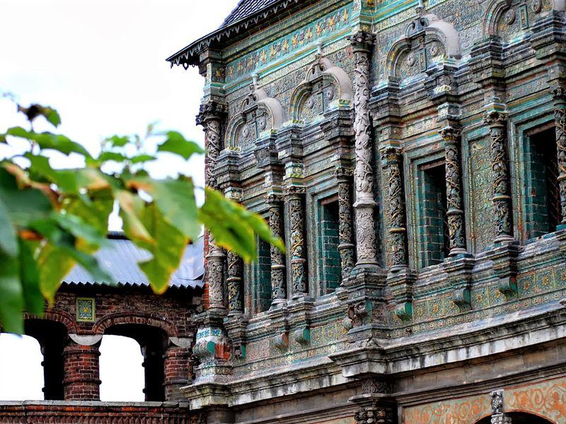 Экскурсия Крутицкое подворье и Новоспасский монастырь