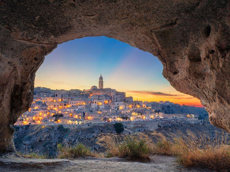 Экскурсия Секреты пещерного города