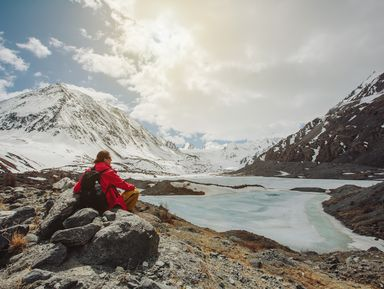 Наедине с Алтаем: озеро Аккол и Софийский ледник