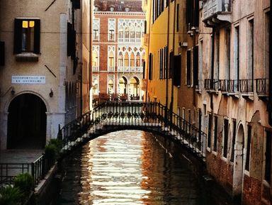Добро пожаловать в Венецию!