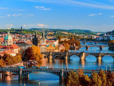 Прага с чувством, с толком, с расстановкой