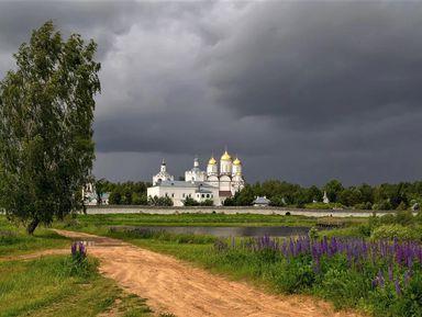 Путешествия по Смоленской области. Экскурсия-конструктор