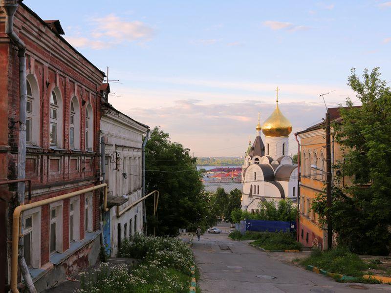 Экскурсия Уходящая нижегородская старина