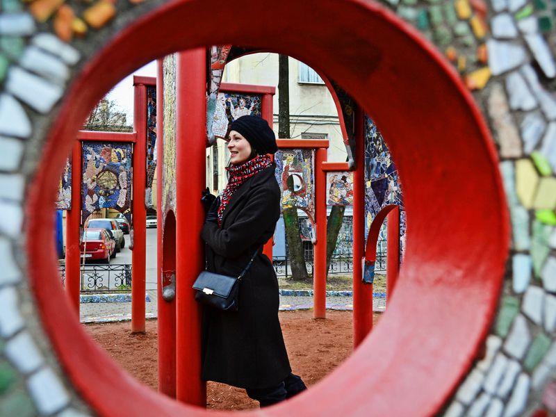 Экскурсия Фотопрогулка «Такой разный Петербург»