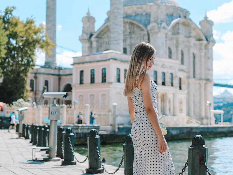 Экскурсия Фотопрогулка в романтичном районе Ортакёй