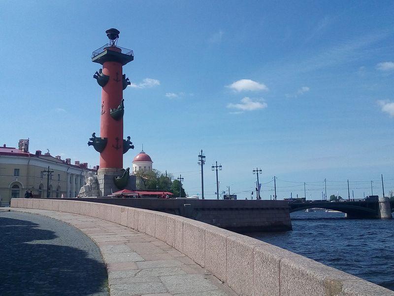 Экскурсия Обзорная экскурсия по Петербургу. Ансамбль Биржевой площади