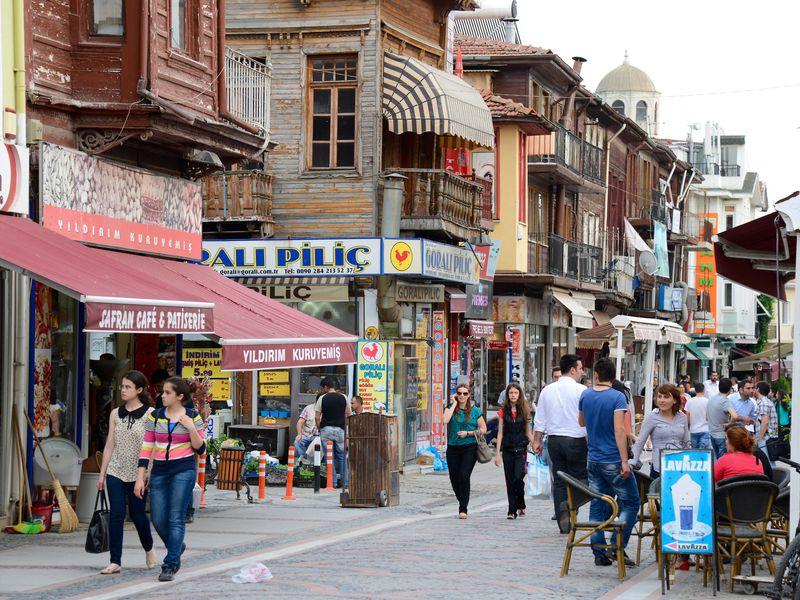 Экскурсия Из Стамбула — в старинный Эдирне!