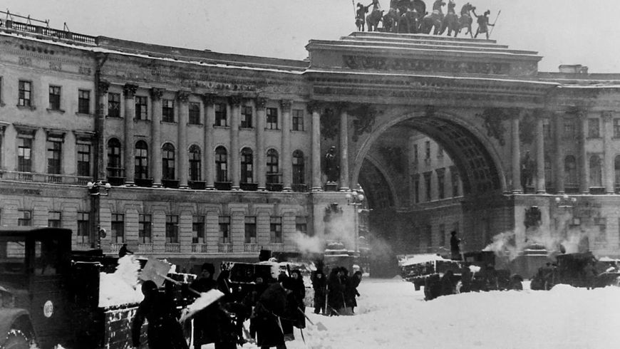 Истории и судьбы блокадного Ленинграда