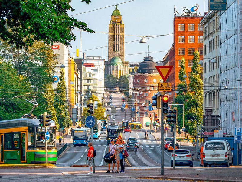 Экскурсия Каллио — богемный уголок Хельсинки