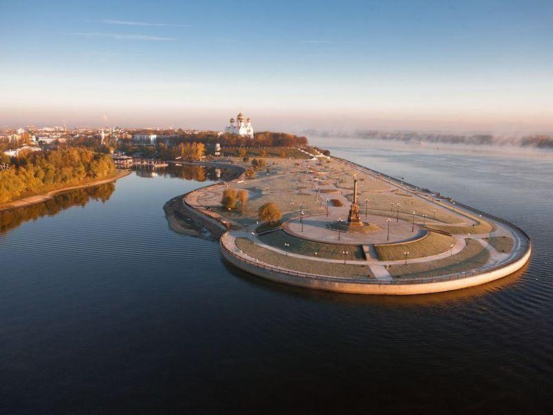 Экскурсия Обзорная экскурсия по Ярославлю