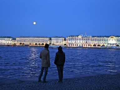 Фото-экскурсия «Петербург снаружи и с изнанки»
