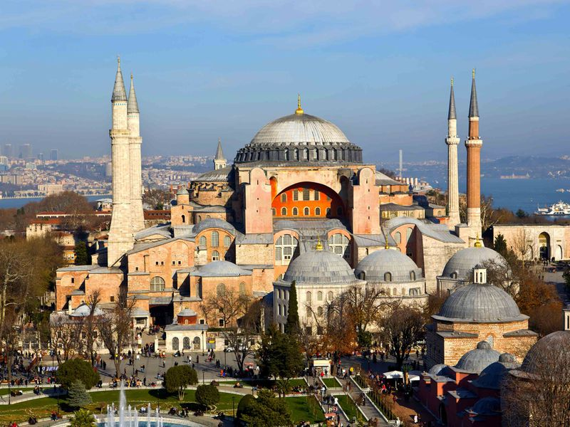 Фото Стамбул с лицензированным гидом