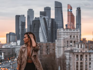 Москва свысоты: подъем накрышу!