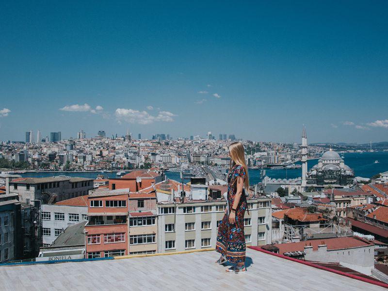 Экскурсия Фото-экскурсия: контрасты Стамбула
