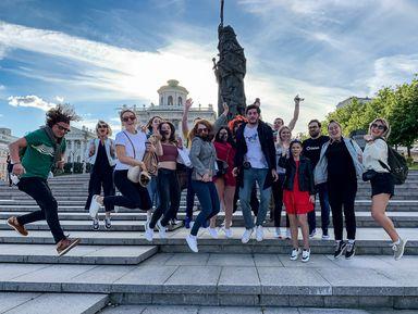 Стендап-экскурсия «Москва нерезиновая»
