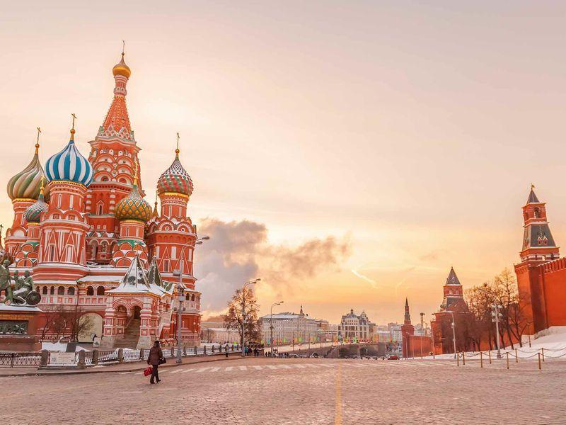 Экскурсия Обзорная прогулка по Москве «Все лучшее сразу»