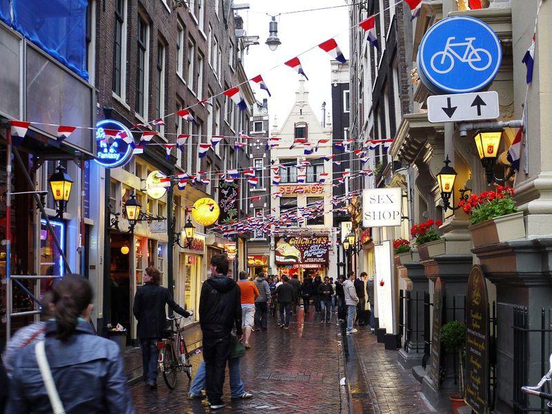 Фото Альтернативный Амстердам