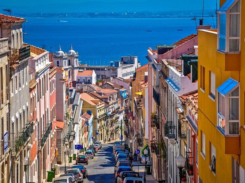 Экскурсия Трансфер + экскурсия: Лиссабон, Синтра и мыс Рока