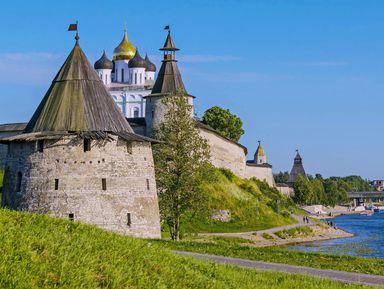 Экскурсии в Псковский Кремль (Кром) – отзывы и цены на экскурсии 2021 года
