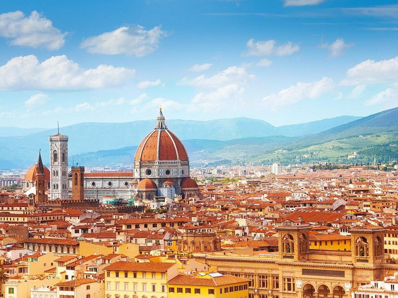 Экскурсия Флоренция как на ладони