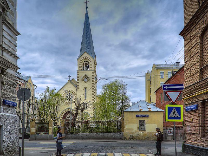 Экскурсия Конфессии Москвы: тонкости веры