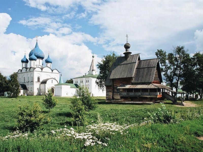 Экскурсия Суздаль: первые впечатления о городе-музее